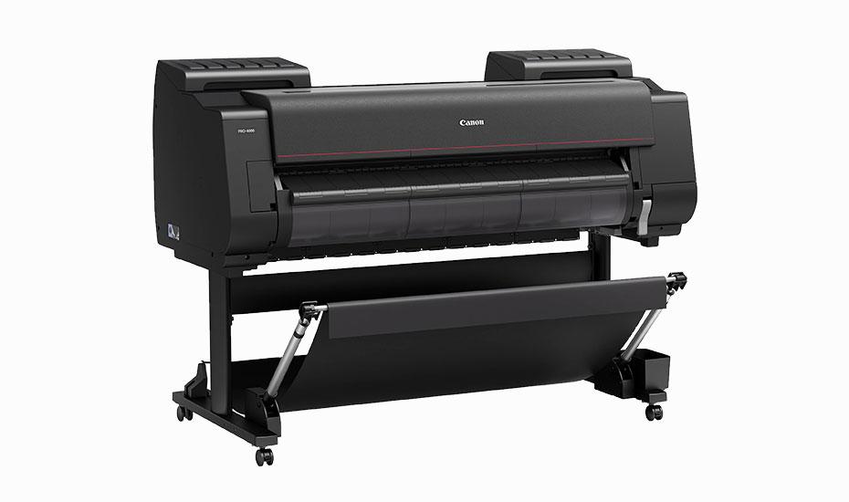 New Printer Range Showcase: Canon ImagePROGRAF PRO Series