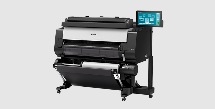 canon large format printers price