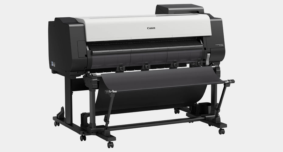 New Printer Showcase: Canon ImagePROGRAF TX Technology